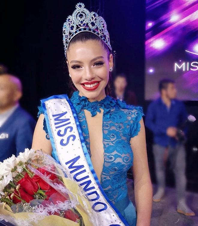 Con gái của Hoa hậu Quốc tế 1979 là đối thủ của Lương Thuỳ Linh ở Miss World - ảnh 10