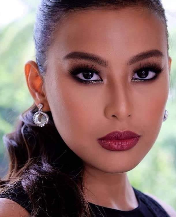 Con gái của Hoa hậu Quốc tế 1979 là đối thủ của Lương Thuỳ Linh ở Miss World - ảnh 1