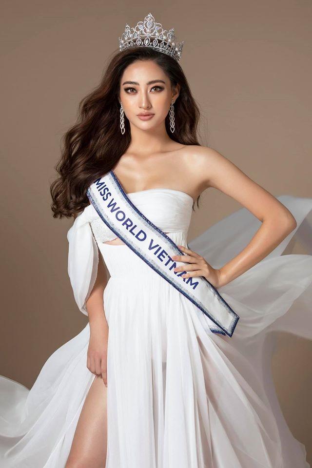 Lương Thuỳ Linh dự thi Miss World chậm ngày vì gặp trục trặc về visa - ảnh 1