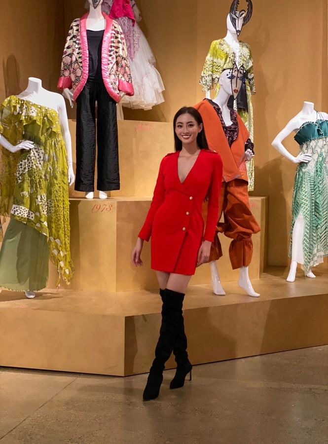 Lương Thùy Linh tiếp tục lọt Top 10 phần thi Top Model tại Miss World - ảnh 5