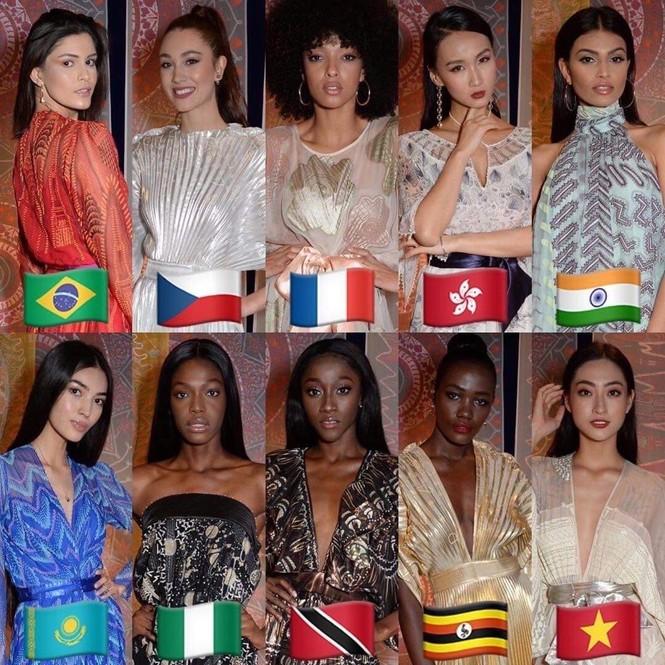 Lương Thùy Linh tiếp tục lọt Top 10 phần thi Top Model tại Miss World - ảnh 2