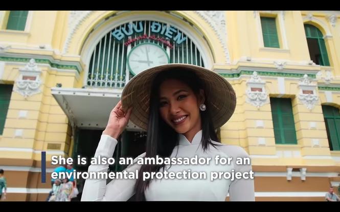 Hoàng Thuỳ chiếm trọn 'spotlight' trong clip về dàn thí sinh châu Á - TBD - ảnh 3