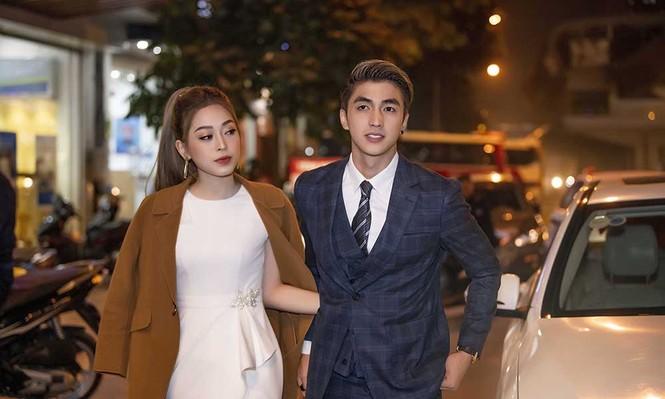 Á hậu Phương Nga đụng độ 'người tình màn ảnh' của bạn trai Bình An ở sự kiện - ảnh 3