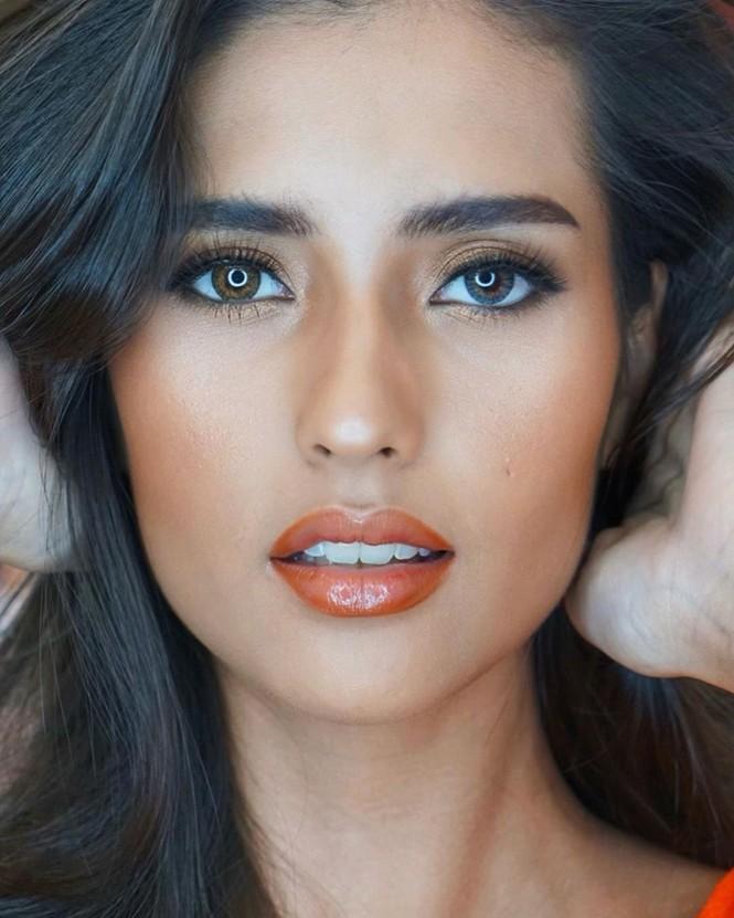 Vẻ đẹp nóng bỏng của người mẫu lai đăng quang Hoa hậu Siêu quốc gia 2019 - ảnh 5
