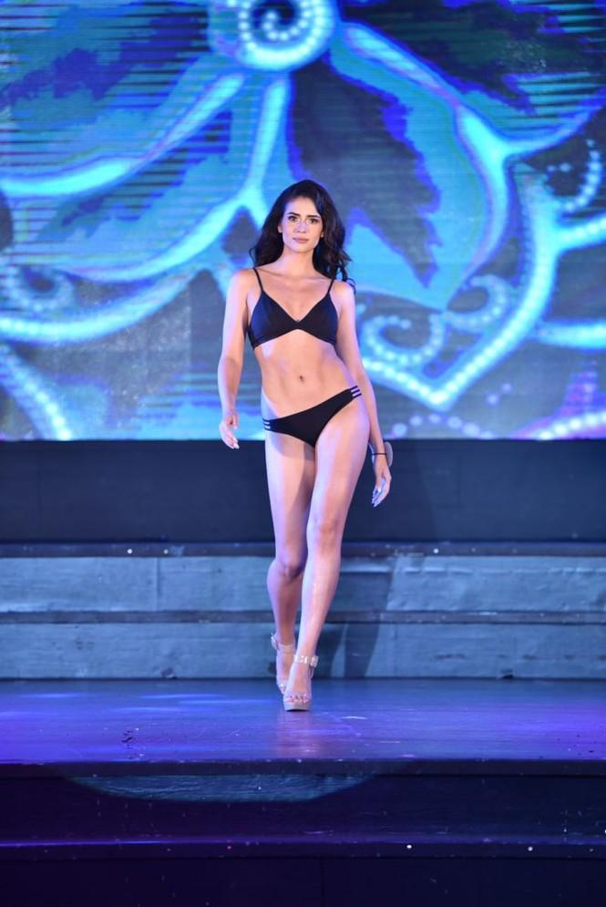 Vẻ đẹp nóng bỏng của người mẫu lai đăng quang Hoa hậu Siêu quốc gia 2019 - ảnh 3