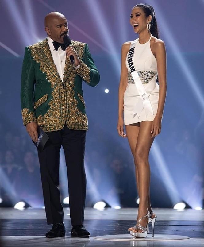 Lộ bảng điểm chung kết Miss Universe 2019 của Hoàng Thuỳ gây tiếc nuối - ảnh 1