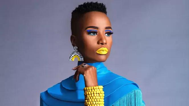 Nhan sắc nóng bỏng của mỹ nhân Nam Phi vừa đăng quang Hoa hậu Hoàn vũ 2019 - ảnh 6