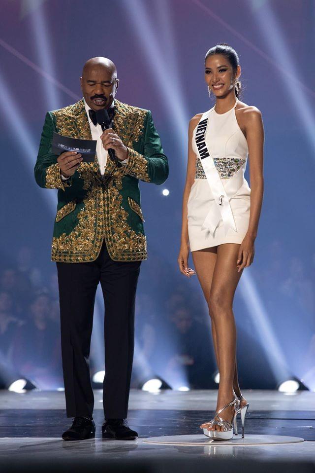 Hoàng Thuỳ: Các thí sinh vote tôi vào top 3, Hoa hậu Nam Phi nghĩ tôi đăng quang - ảnh 2