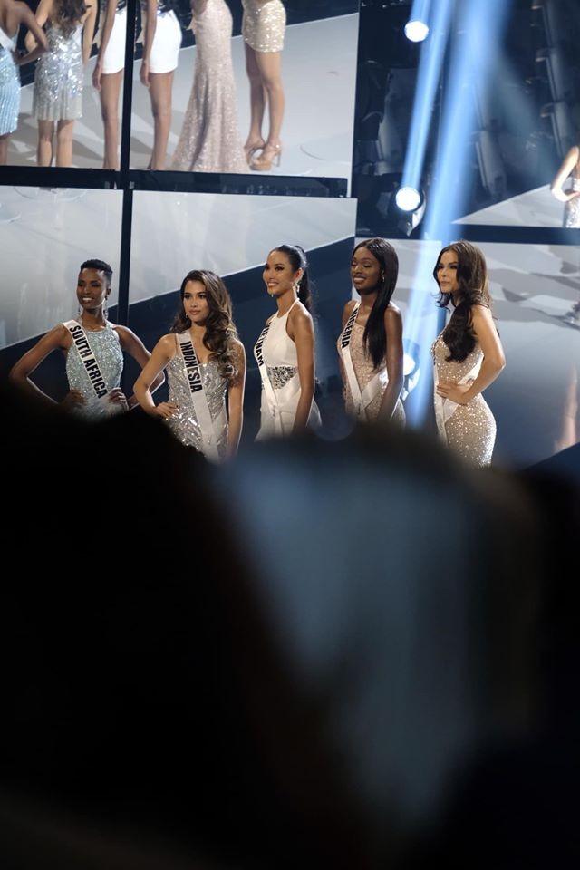 Hoàng Thuỳ: Các thí sinh vote tôi vào top 3, Hoa hậu Nam Phi nghĩ tôi đăng quang - ảnh 3
