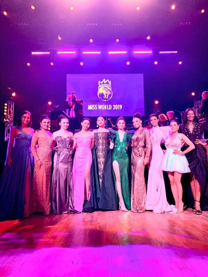 Lương Thuỳ Linh lọt Top 10 dự án Nhân ái hay nhất Miss World 2019 - ảnh 2