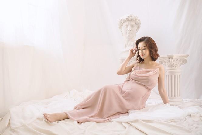Jennifer Phạm vẫn xinh đẹp ngỡ ngàng dù tăng 10kg khi mang bầu lần thứ 4 - ảnh 7