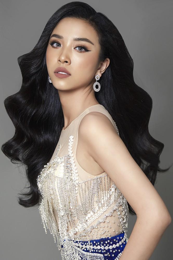 Á hậu Thuý An hé lộ váy dạ hội nóng bỏng trong chung kết Hoa hậu Liên lục địa - ảnh 4