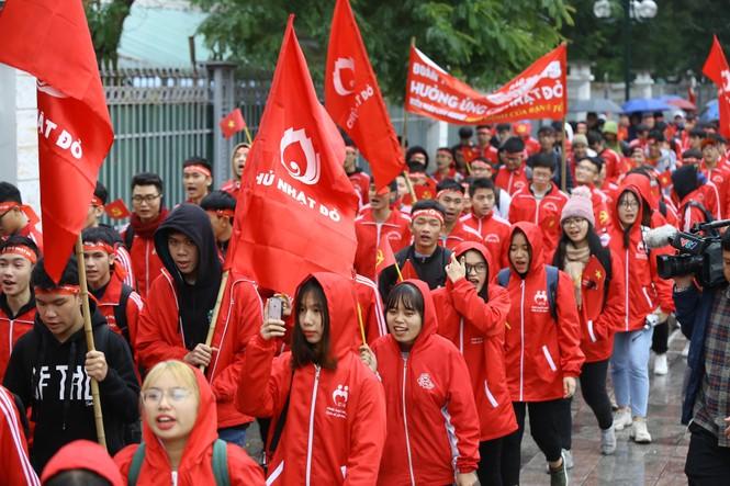 Hàng ngàn người diễu hành hưởng ứng ngày hội Chủ nhật Đỏ lần thứ XII - ảnh 15