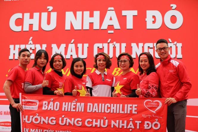 Hàng ngàn sinh viên Thủ đô tham gia hiến máu tại Chủ nhật Đỏ - ảnh 7
