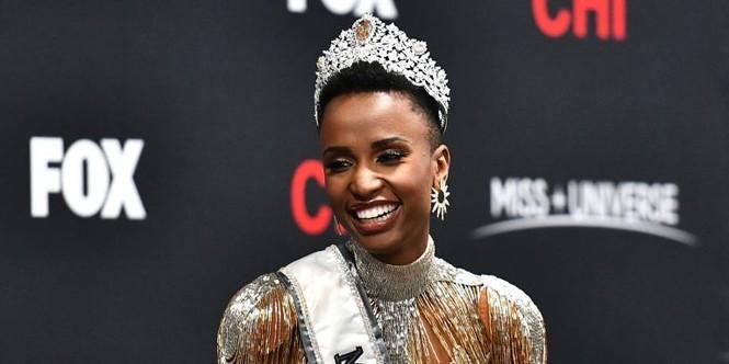Dàn người đẹp da màu lên ngôi tại các cuộc thi nhan sắc quốc tế năm 2019 - ảnh 5