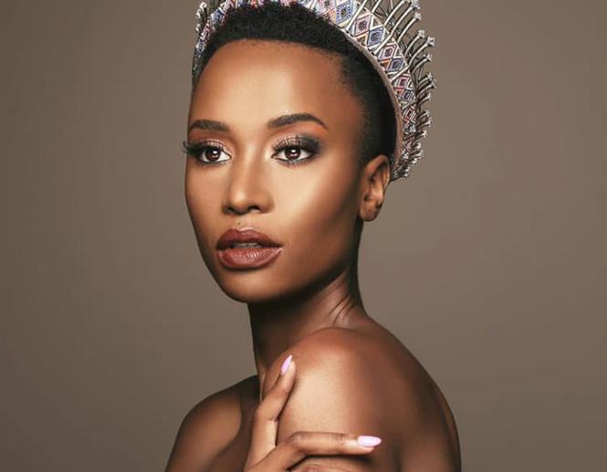 Dàn người đẹp da màu lên ngôi tại các cuộc thi nhan sắc quốc tế năm 2019 - ảnh 7
