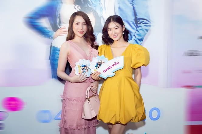 Ngọc Sơn, Kiều Minh Tuấn bảnh bao hội ngộ Hoa hậu Lê Thu Thảo - ảnh 5