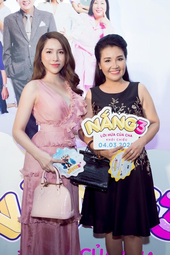 Ngọc Sơn, Kiều Minh Tuấn bảnh bao hội ngộ Hoa hậu Lê Thu Thảo - ảnh 4