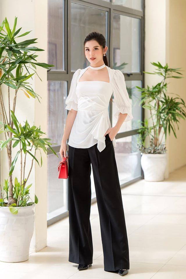 Hoa hậu Diễm Hương hoá gái Nhật, H'Hen Niê rạng rỡ mặc áo xanh tình nguyện - ảnh 9