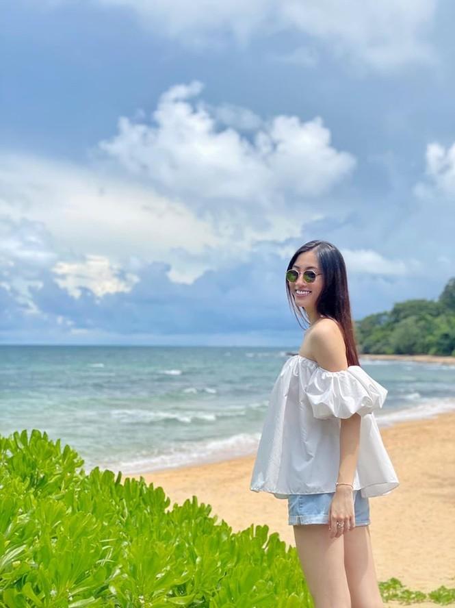 Hoa hậu Diễm Hương hoá gái Nhật, H'Hen Niê rạng rỡ mặc áo xanh tình nguyện - ảnh 6
