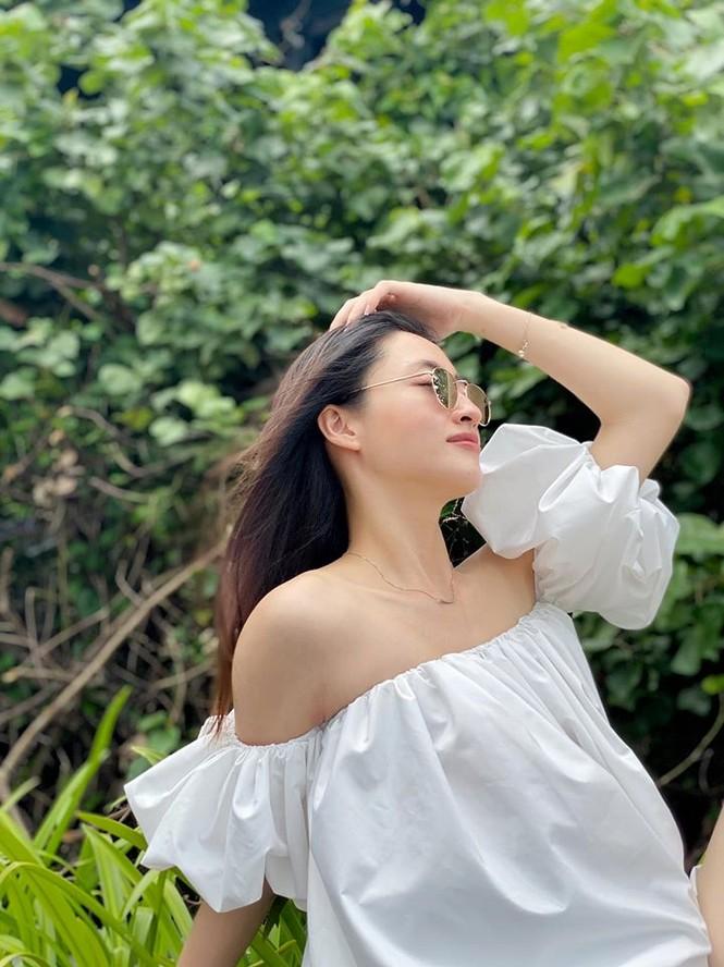 Hoa hậu Diễm Hương hoá gái Nhật, H'Hen Niê rạng rỡ mặc áo xanh tình nguyện - ảnh 7