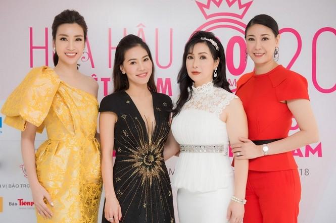 Đỗ Mỹ Linh: Nàng hậu xinh đẹp 2 năm liên tiếp ngồi ghế giám khảo Hoa hậu Việt Nam - ảnh 1