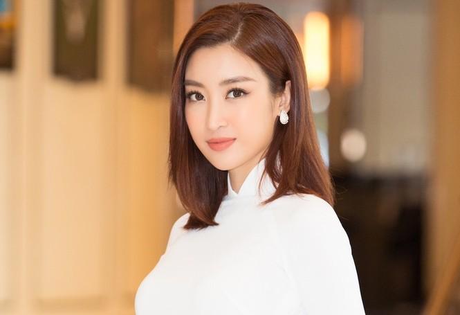 Đỗ Mỹ Linh: Nàng hậu xinh đẹp 2 năm liên tiếp ngồi ghế giám khảo Hoa hậu Việt Nam - ảnh 3
