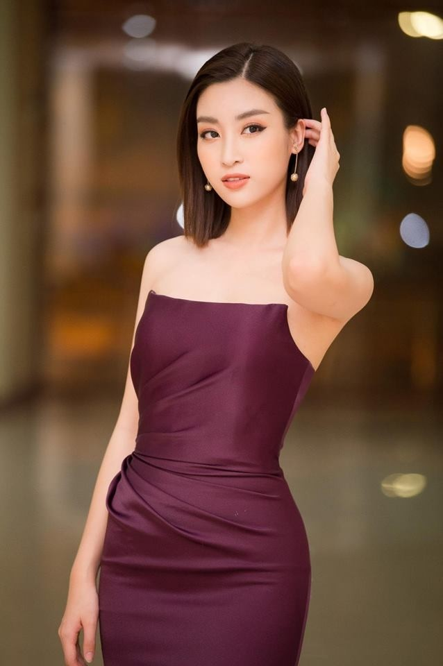 Đỗ Mỹ Linh: Nàng hậu xinh đẹp 2 năm liên tiếp ngồi ghế giám khảo Hoa hậu Việt Nam - ảnh 4