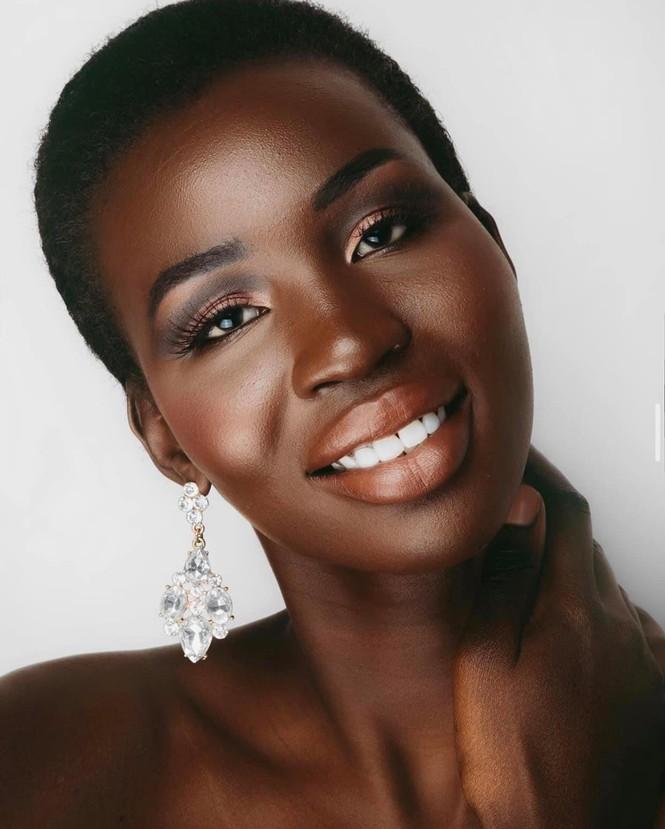 Cô gái cao 1m83 lên ngôi Hoa hậu Hoàn vũ Canada 2020 - ảnh 3