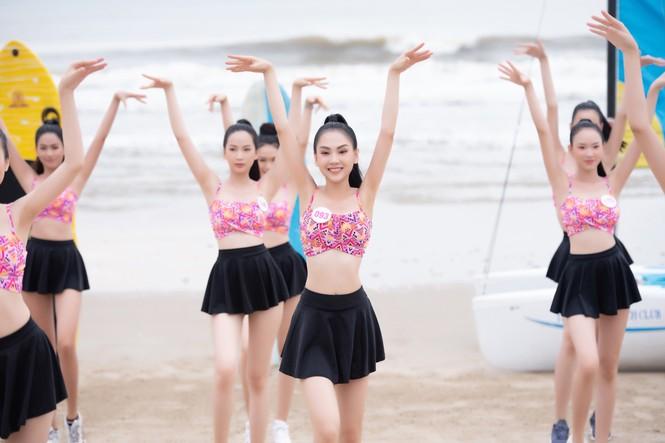 Biên đạo múa Kim Anh chia sẻ yếu tố quan trọng nhất để các thí sinh HHVN thể hiện  - ảnh 1