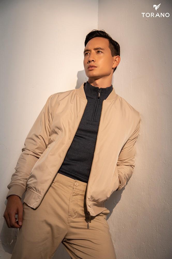 Diễn viên Kim Lý lịch lãm và đầy nam tính trong bộ sưu tập mới của TORANO - ảnh 8