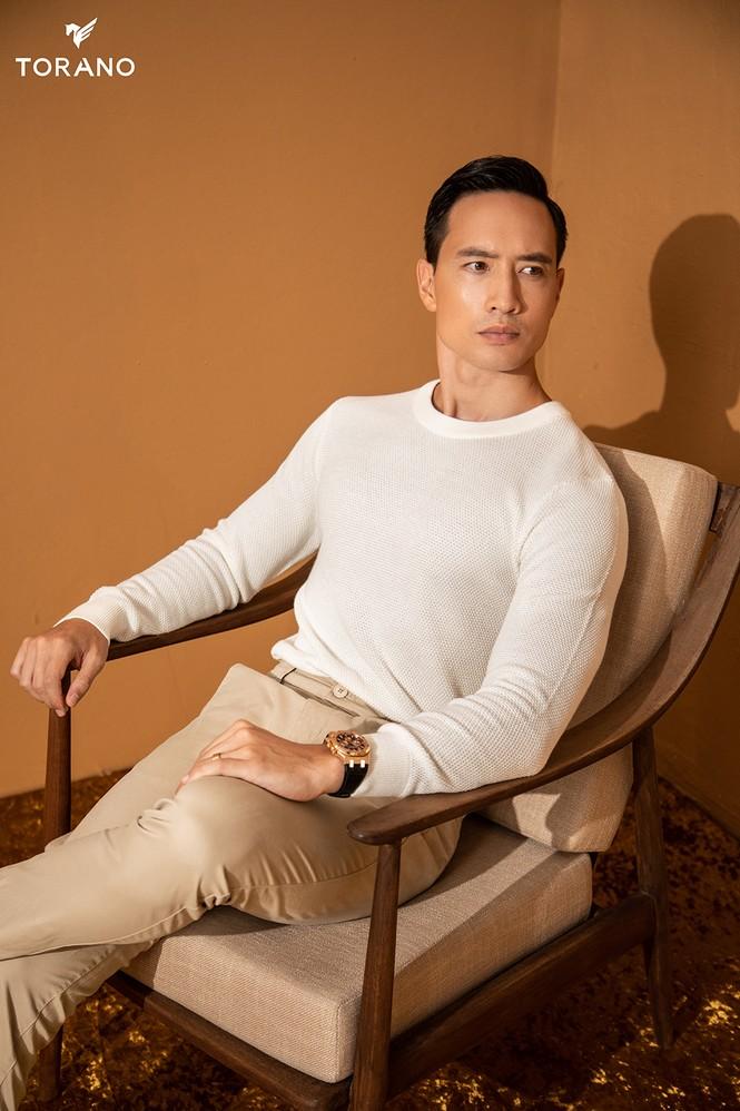 Diễn viên Kim Lý lịch lãm và đầy nam tính trong bộ sưu tập mới của TORANO - ảnh 3