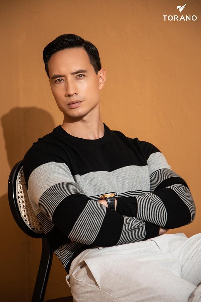 Diễn viên Kim Lý lịch lãm và đầy nam tính trong bộ sưu tập mới của TORANO - ảnh 2