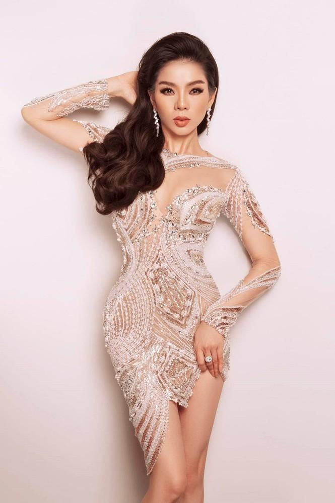 Lệ Quyên góp giọng trong Sunset show 'Người tình' của Jimmii Nguyễn, Lê Hiếu  - ảnh 3
