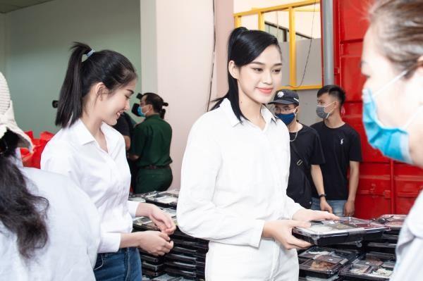 Trước thềm thi Miss World 2021, Hoa hậu Đỗ Thị Hà có những bước đi đầy thông minh  - ảnh 2
