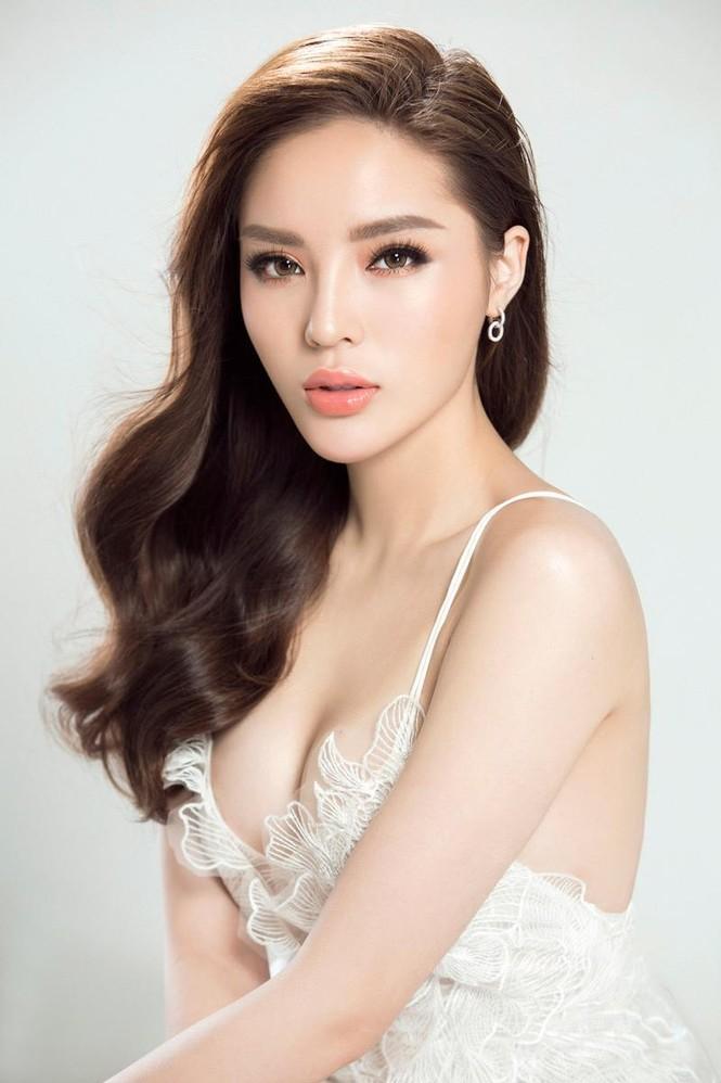 Top 3 HHVN 2014: Kỳ Duyên-Huyền My miệt mài hoạt động showbiz, Diễm Trang yên bề gia thất - ảnh 3