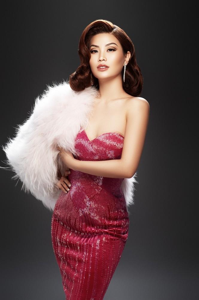 Top 3 HHVN 2014: Kỳ Duyên-Huyền My miệt mài hoạt động showbiz, Diễm Trang yên bề gia thất - ảnh 12