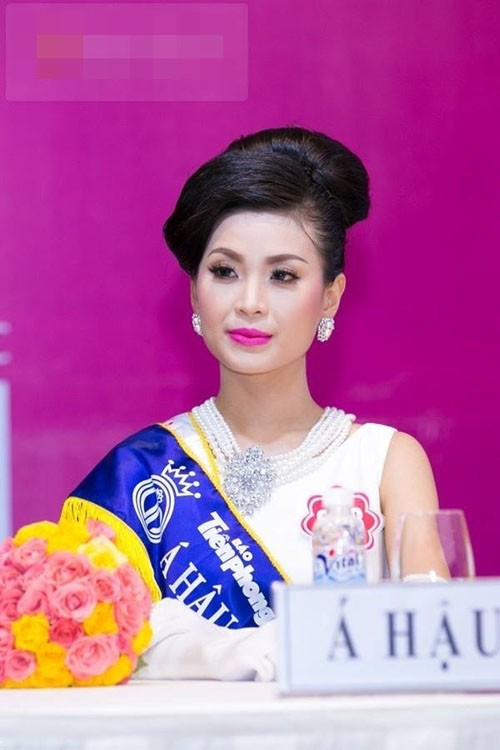 Top 3 HHVN 2014: Kỳ Duyên-Huyền My miệt mài hoạt động showbiz, Diễm Trang yên bề gia thất - ảnh 9