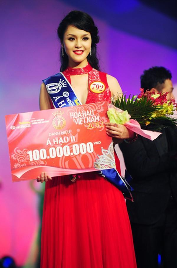 Top 3 HHVN 2012: Hoa hậu Đặng Thảo và 2 á hậu đều có hôn nhân viên mãn - ảnh 13