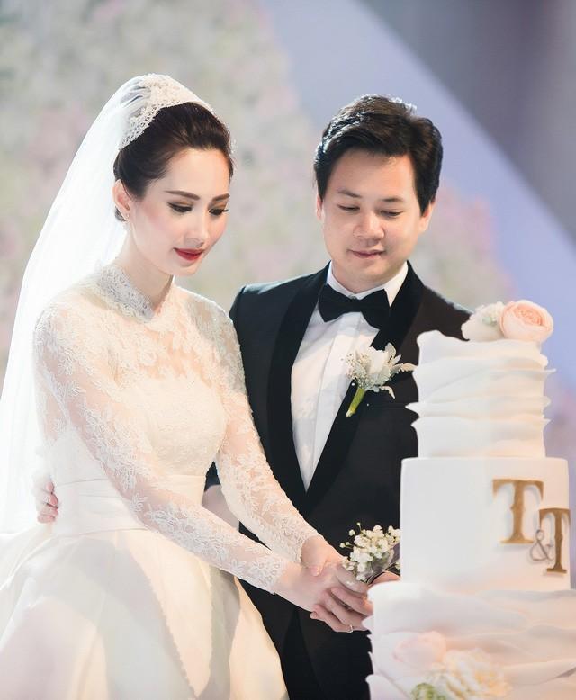 Top 3 HHVN 2012: Hoa hậu Đặng Thảo và 2 á hậu đều có hôn nhân viên mãn - ảnh 4