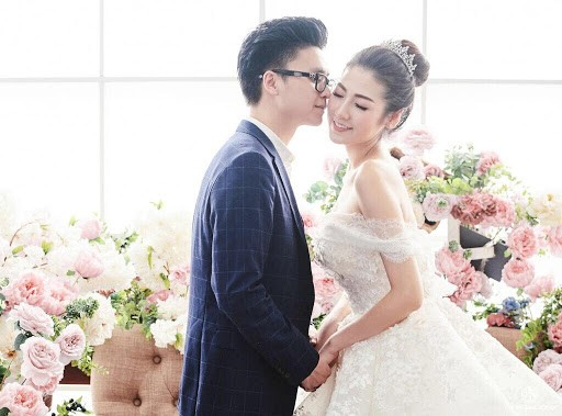 Top 3 HHVN 2012: Hoa hậu Đặng Thảo và 2 á hậu đều có hôn nhân viên mãn - ảnh 10