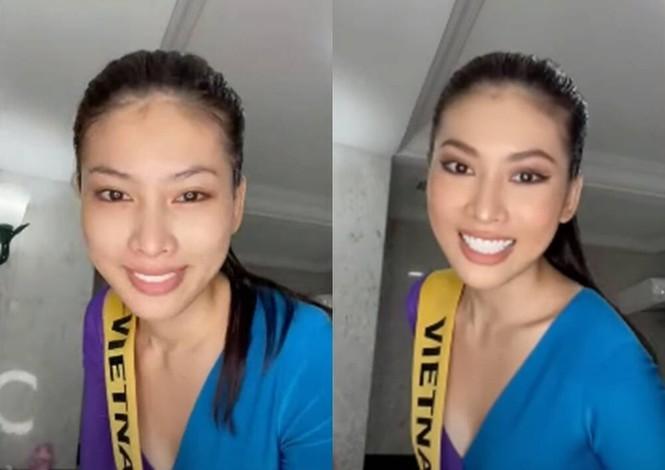 Ngọc Thảo out top gây tiếc nuối, người đẹp Indonesia bị tố gian lận vẫn lọt top 15  - ảnh 2