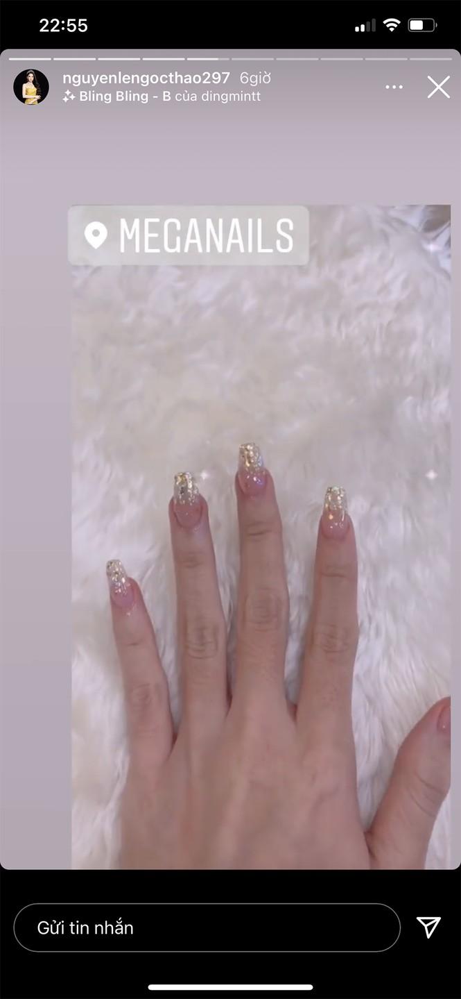 Vừa hết cách ly, Ngọc Thảo 'lên đồ' cực sang chảnh đi làm nail cùng Hoa hậu Philippines - ảnh 4