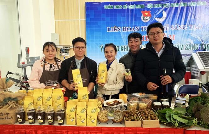 Chị Chúc Quỳnh tái đắc cử Chủ tịch Hội LHTN Việt Nam tỉnh Lâm Đồng - ảnh 1