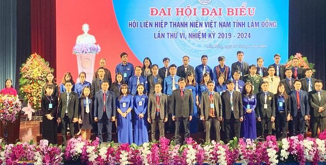 Chị Chúc Quỳnh tái đắc cử Chủ tịch Hội LHTN Việt Nam tỉnh Lâm Đồng - ảnh 2