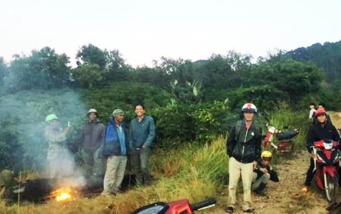Cả trăm người xâm nhập trái phép Vườn quốc gia Bidoup - Núi Bà - ảnh 2