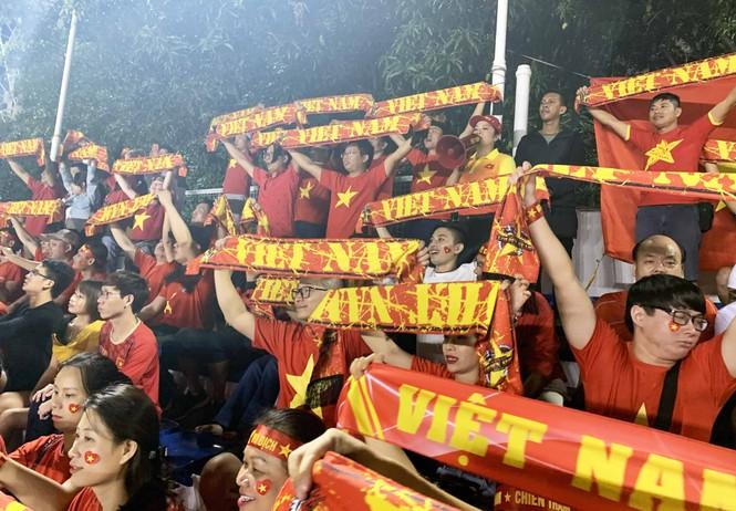 Đồng hương thầy Park trở thành fan 'cuồng' của U22 Việt Nam - ảnh 3