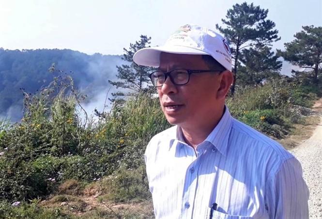 Mới nhất vụ Núi rác Cam Ly bốc cháy suốt 3 ngày, khói bụi mịt mù bao trùm Đà Lạt - ảnh 1