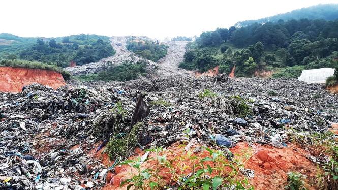 Sau tai họa kép, bãi rác Cam Ly sẽ đóng cửa năm 2020 - ảnh 3