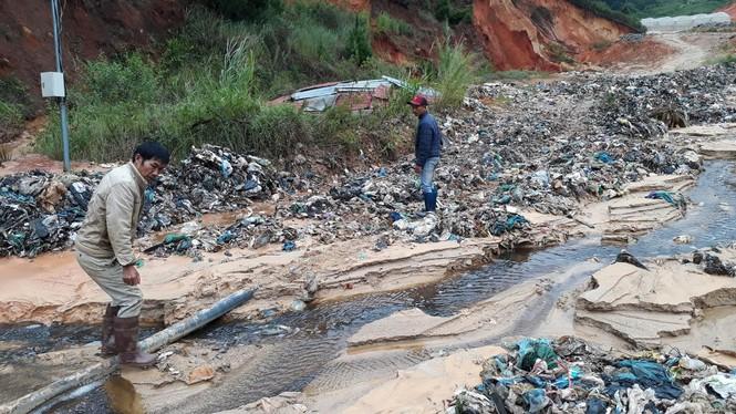 Sau tai họa kép, bãi rác Cam Ly sẽ đóng cửa năm 2020 - ảnh 4